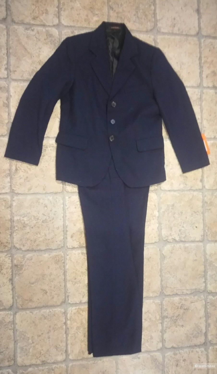 Школьный костюм на мальчика mirabell  на рост 116 - 146 см., размер 36.,