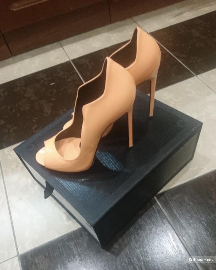 Туфли  GIANMARCO LORENZI, 37 размер