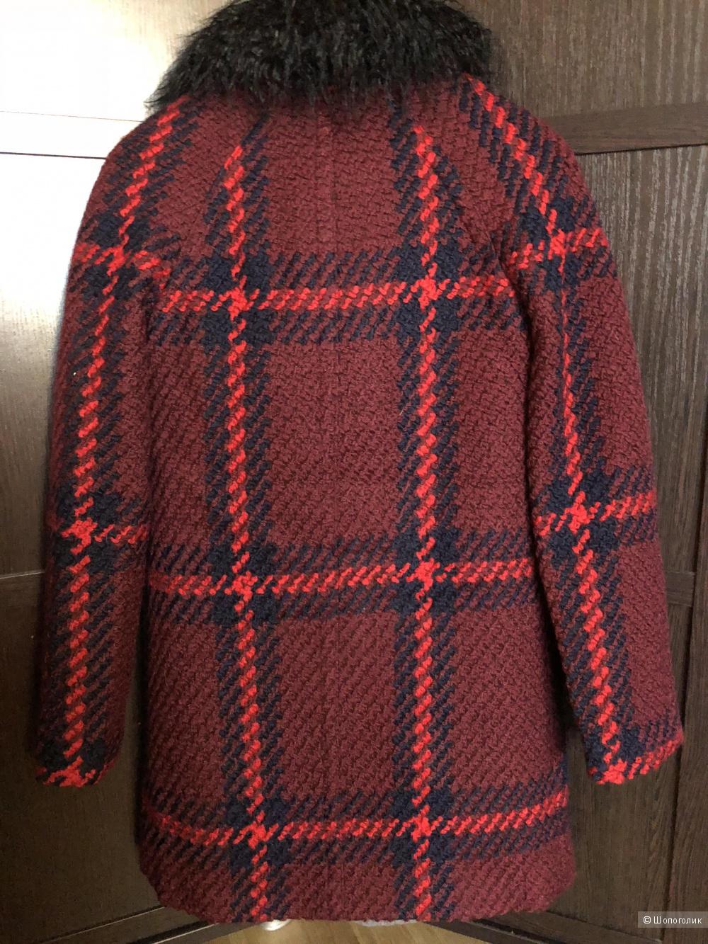 Пальто lime, р. xs