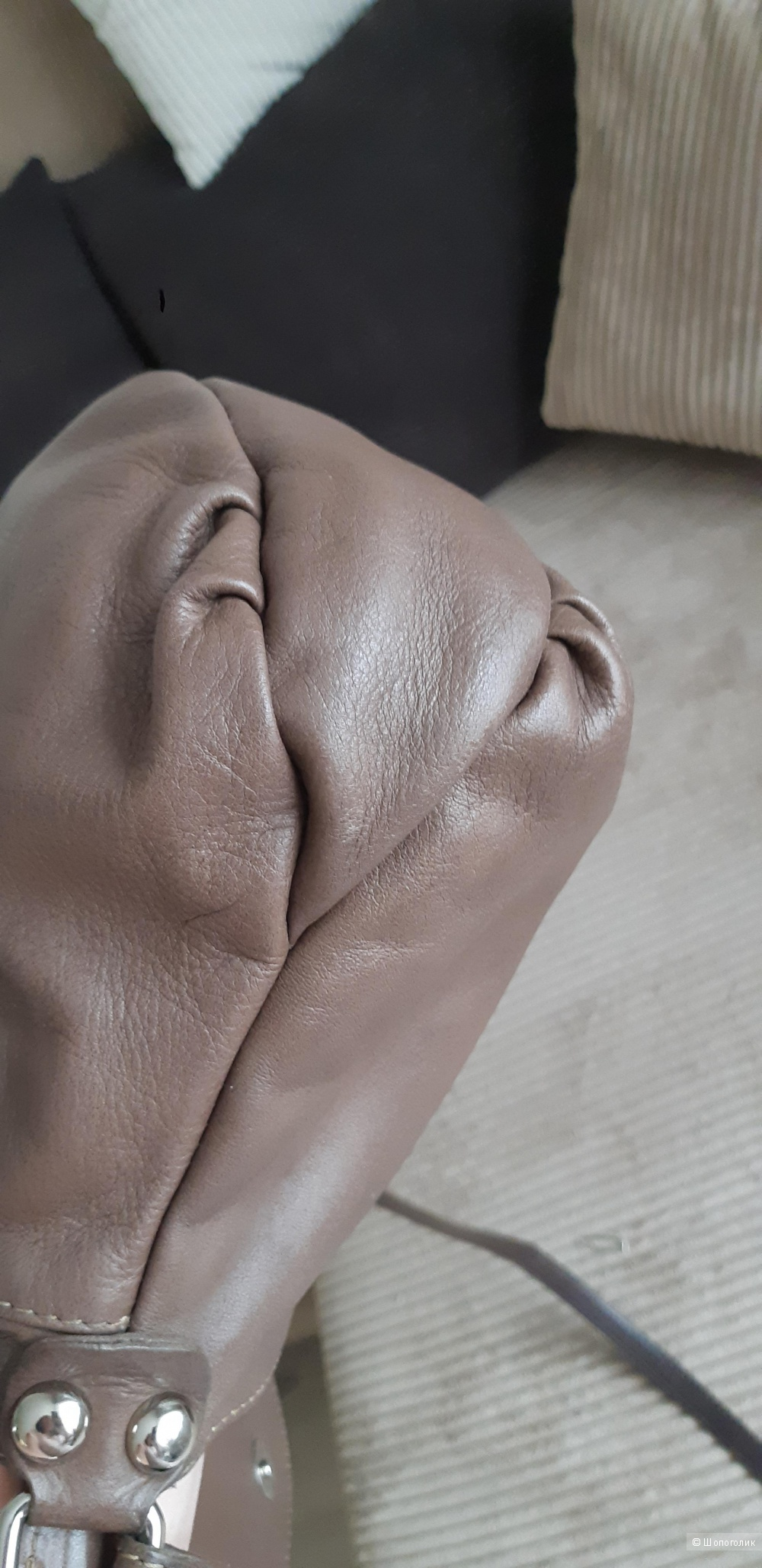 Сумка кожаная Gerard Henon