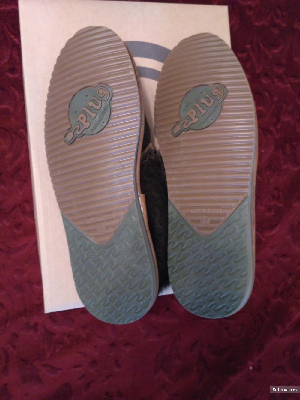 Ботинки Plug размер 42