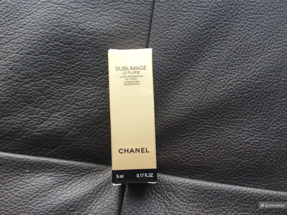 Набор миниатюр Chanel Sublimage, обьем 15ml