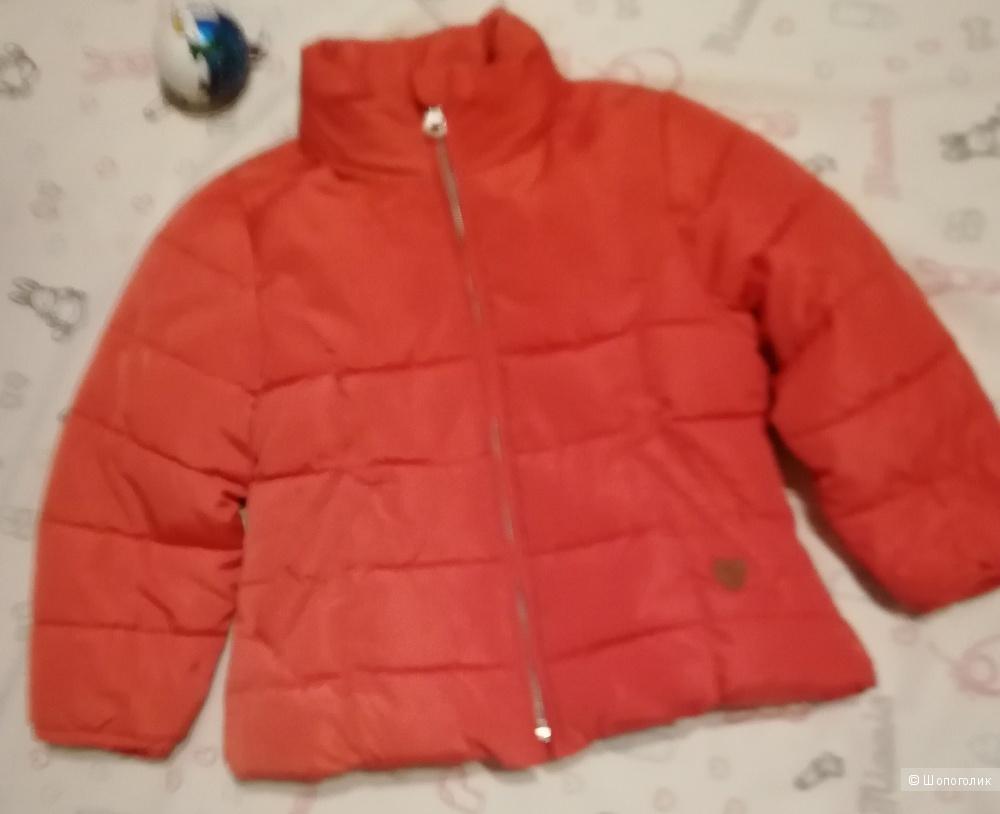 Куртка MANGO, размер 3/4 года