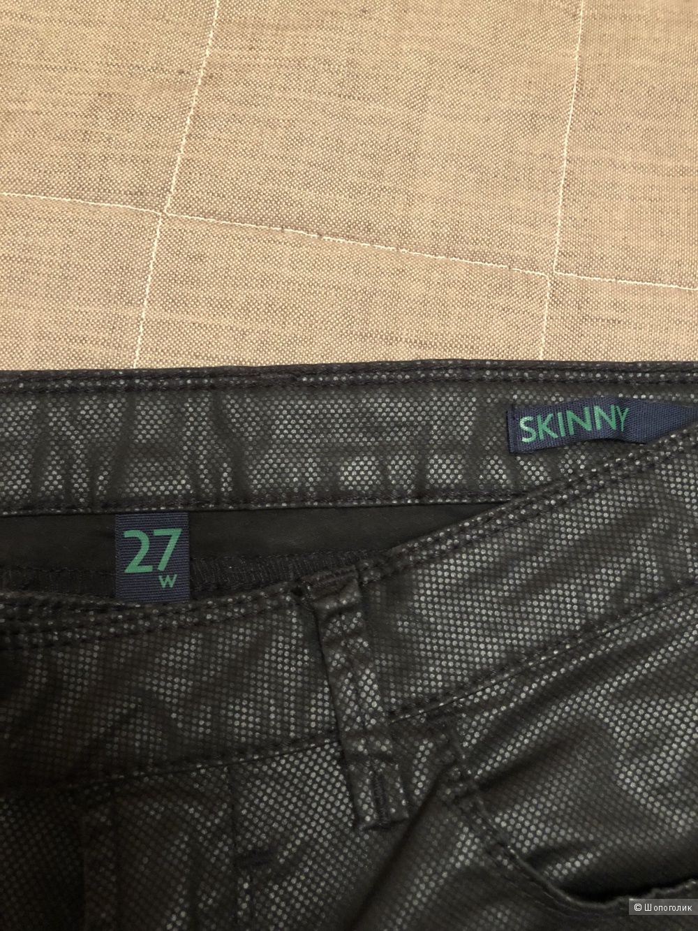 Джинсы Benetton р. 42/44