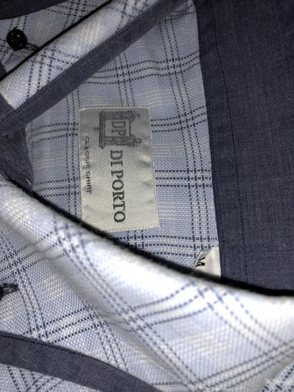 Рубашка  мужская DI PORTO , р. М