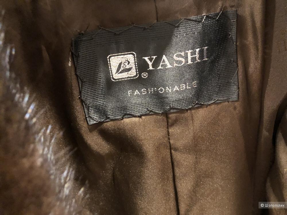 Норковая шуба, YASHI, размер L