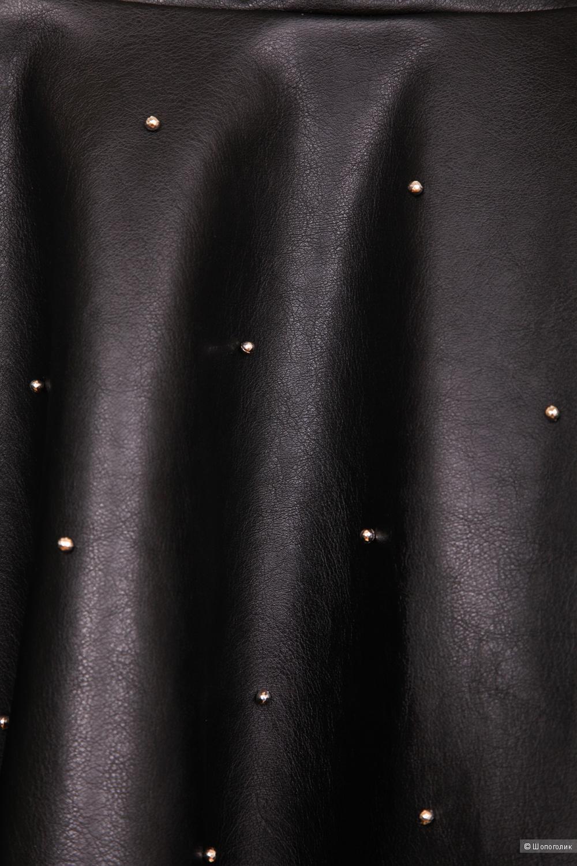 Юбка из эко-кожи Momojo, размер S