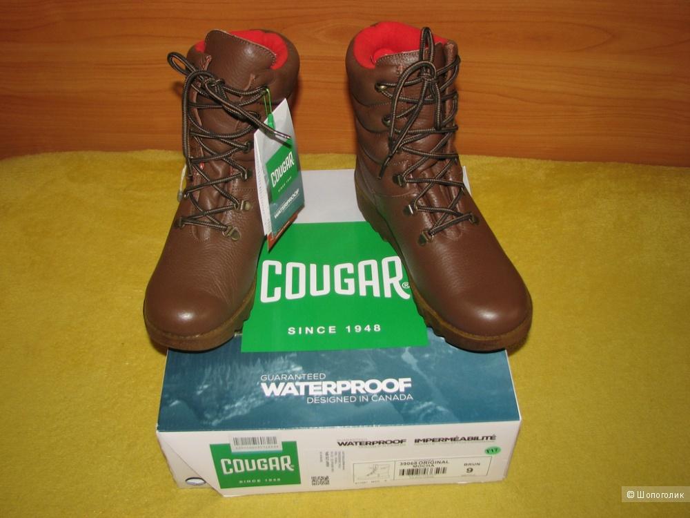 Ботинки COUGAR, размер 9 US