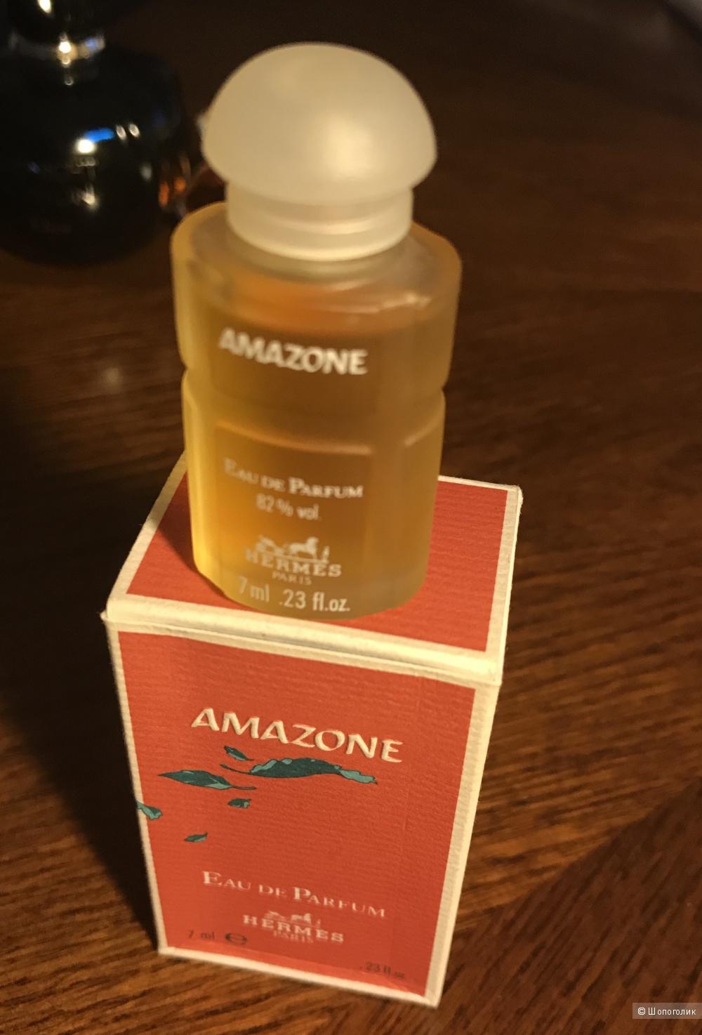 Amazon edp Hermès 7 ml  Винтаж