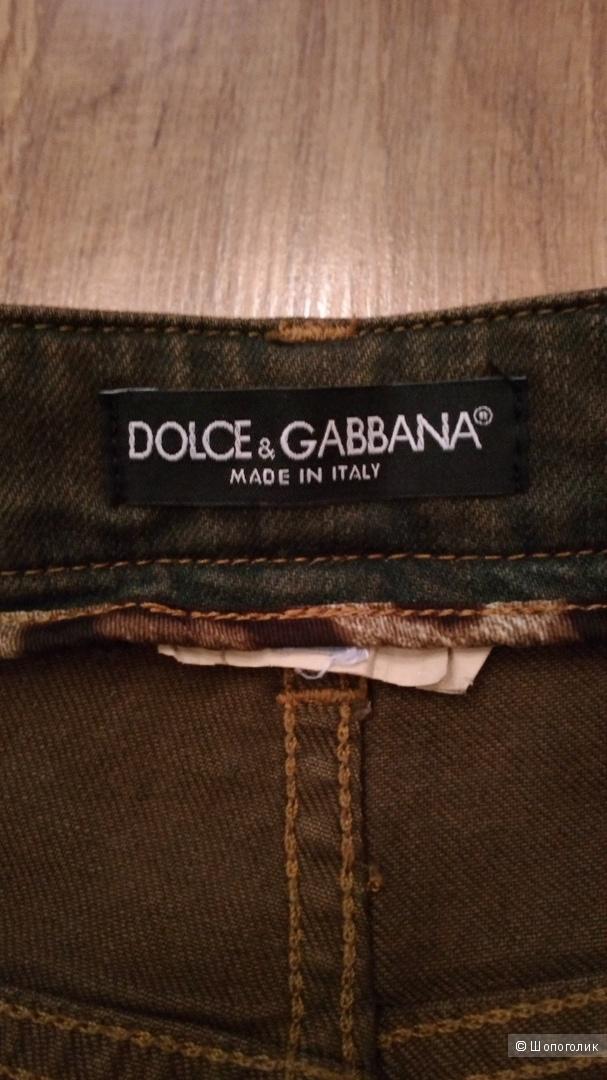 Джинсы Dolce & Gabbana р.46-48