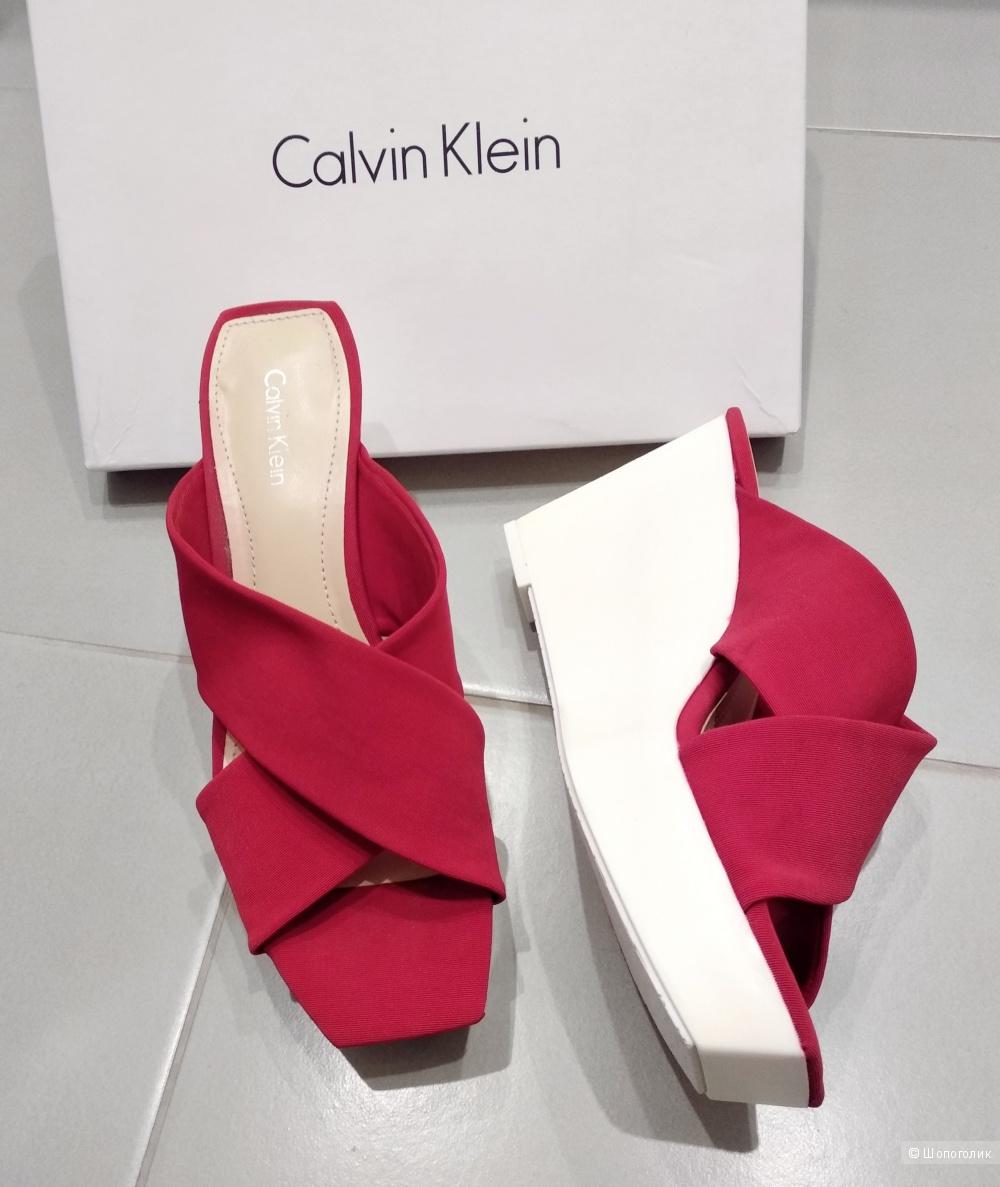 Сабо, Calvin Klein, р.37,5-38,5