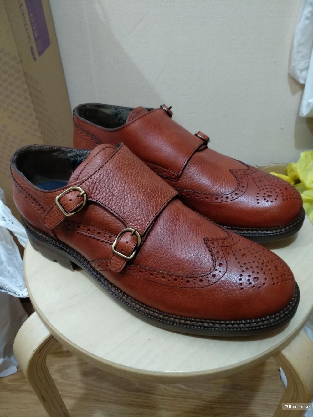 Ботинки-монки Tommy Hilfiger Heritage 6A (размер 44, по стельки 29 см.)