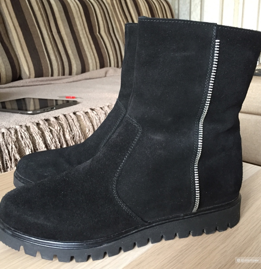 Ботинки Юникс 40 размер