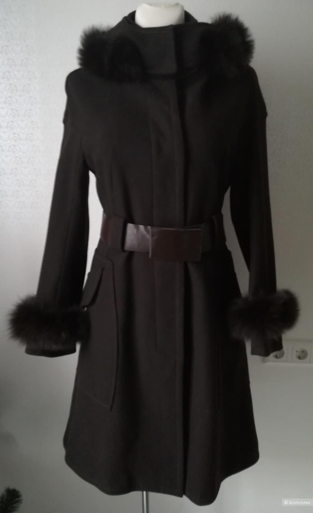 Пальто Sportmax Max Mara, размер М