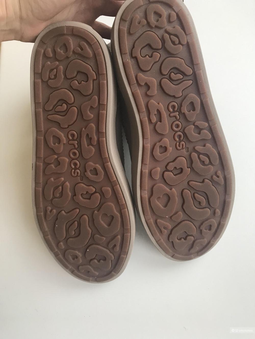Сапоги Crocs, размер US 11