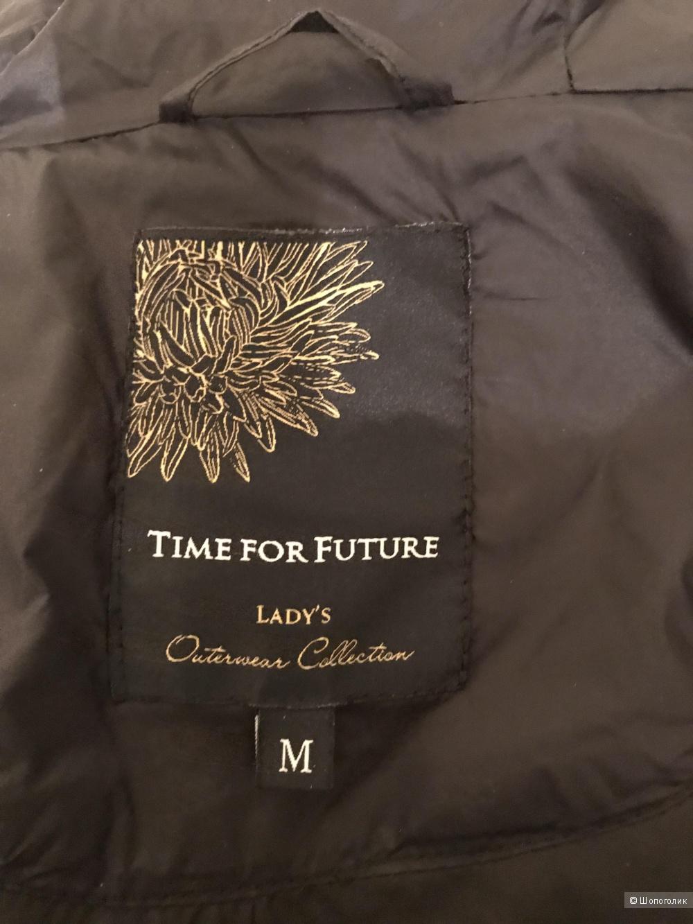 Пуховик  Time for Future 42-46