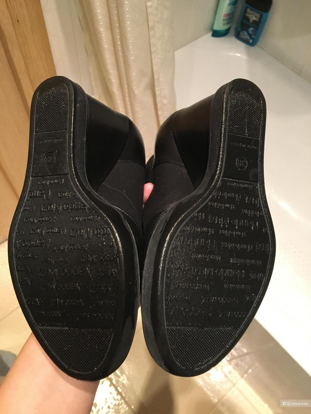 Зимние ботинки Nando Muzi 38