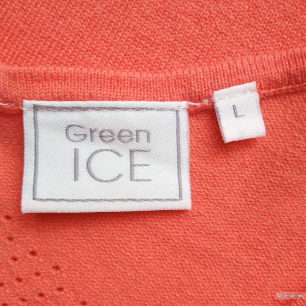 Пуловер Green ICE, размер L.