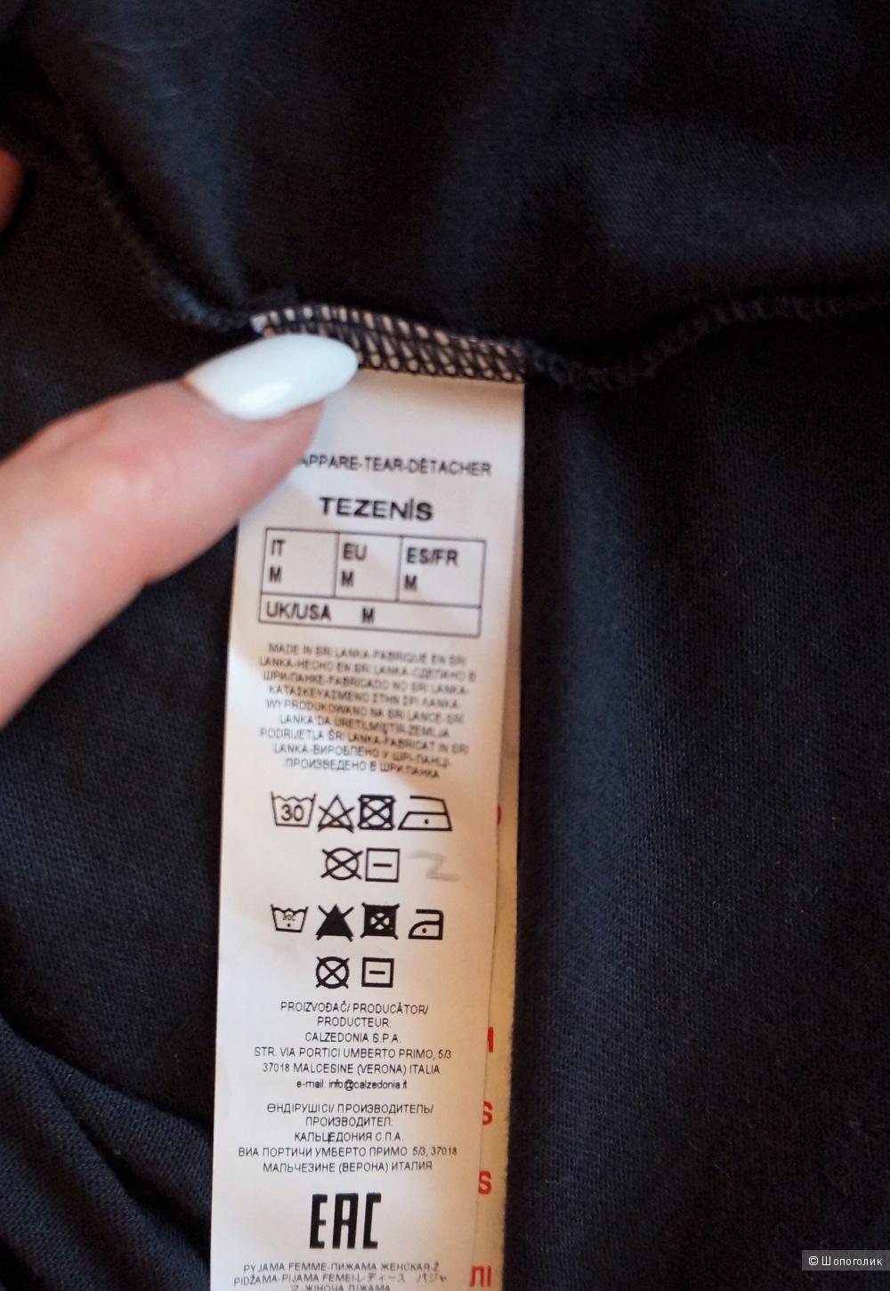 Пижама Tezenis, размер М