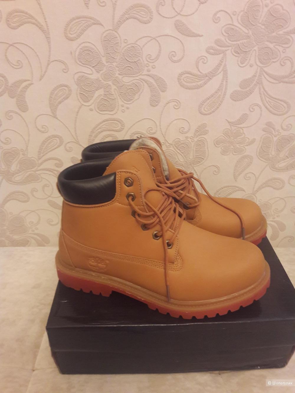 Ботинки зимние Timberland,  41