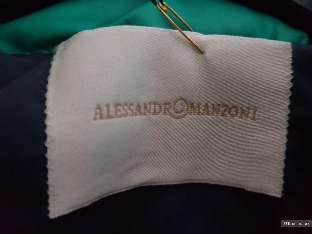 Пуховик Alessandro Manzoni,  размер S.