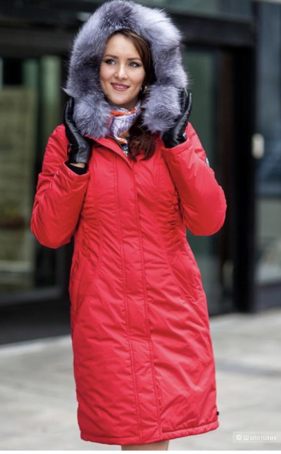Зимнее пальто Limo Lady, размер 48