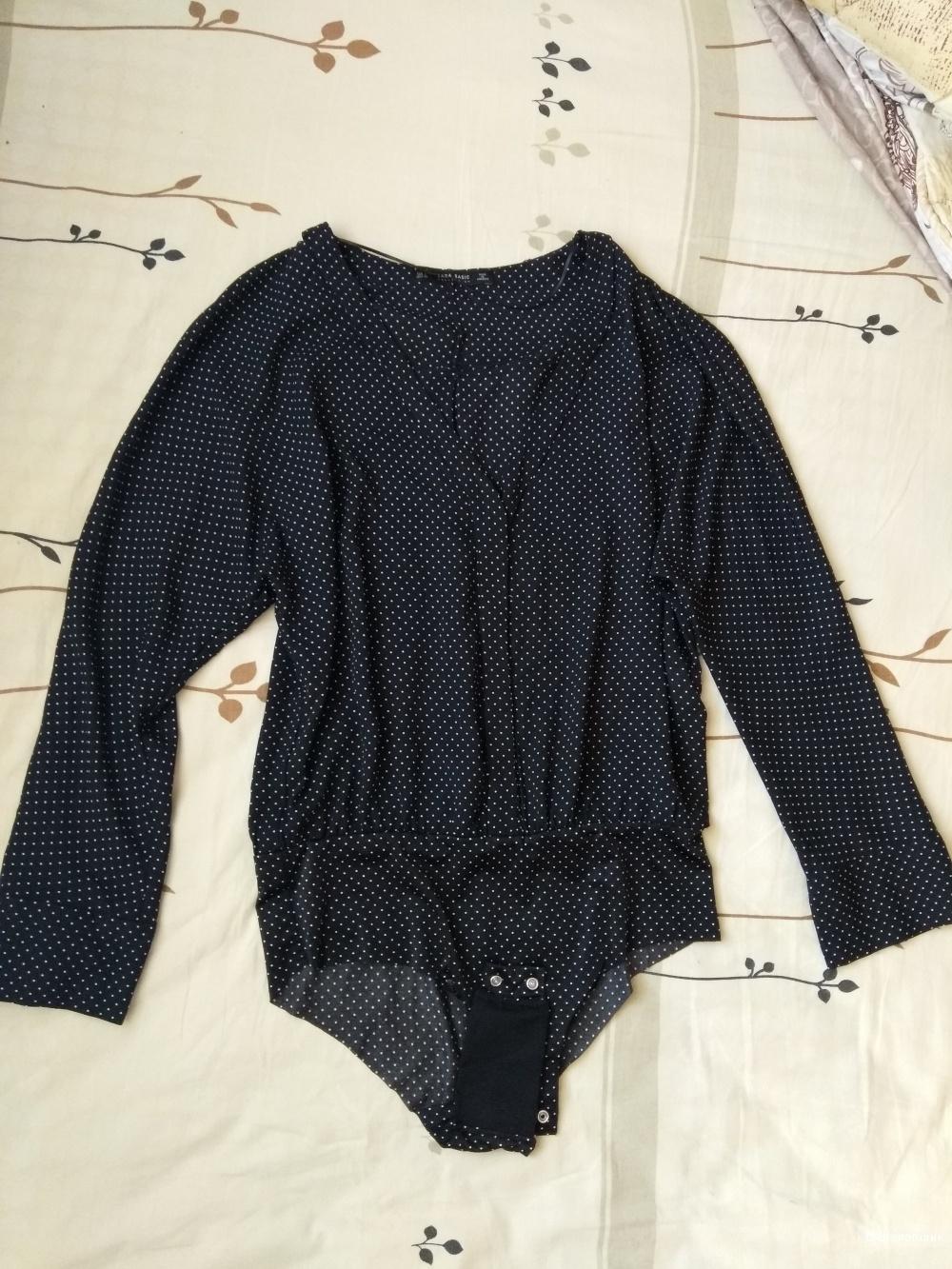 Рубашка боди Zara 50-52 размер