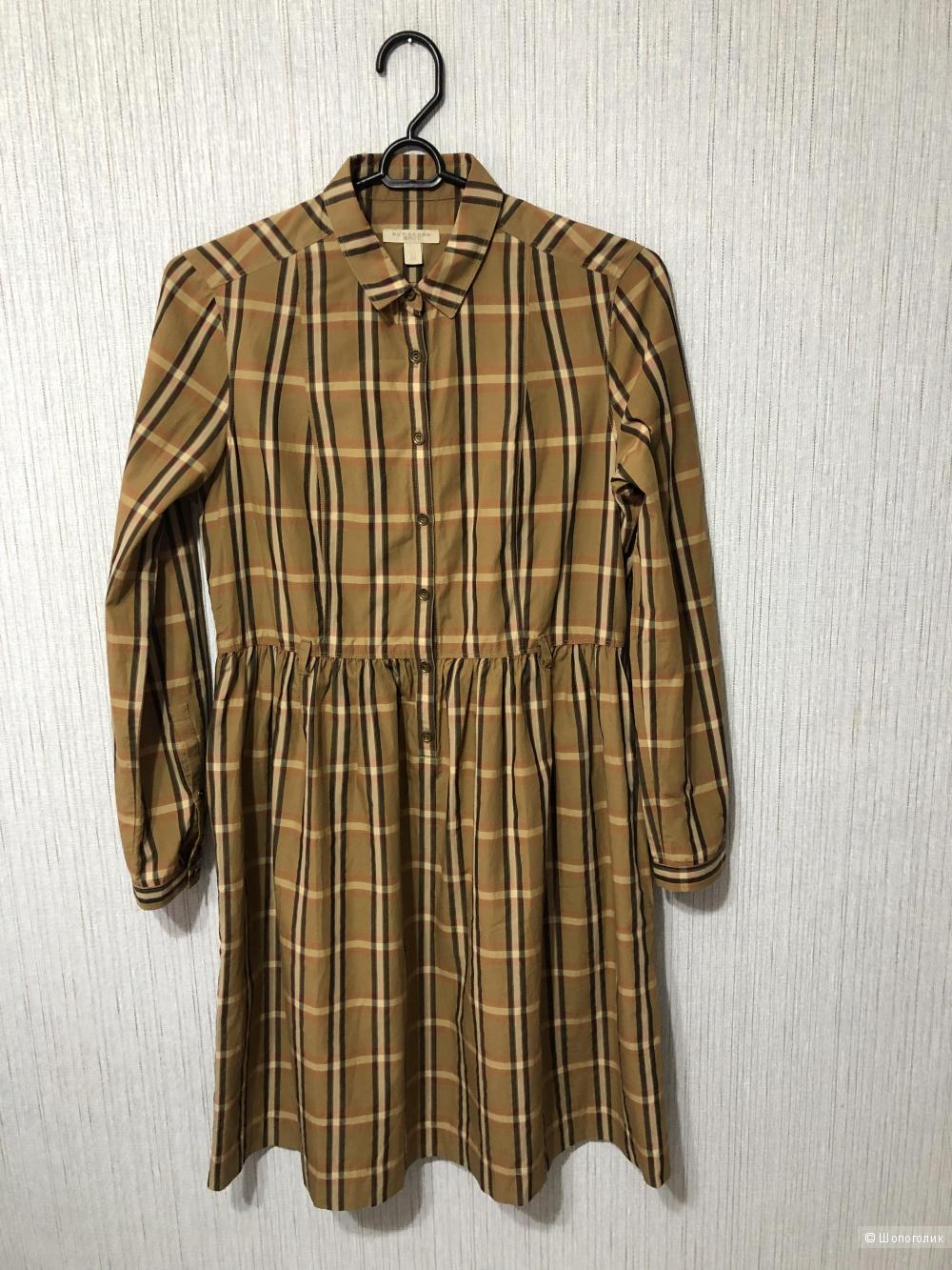 Платье Burberry brit размер 44 46 48, в магазине Другой магазин — на ... a45855742d3