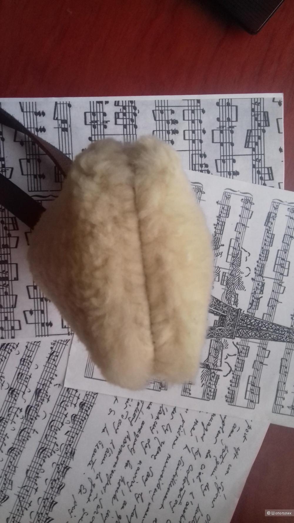 Cумочка из натуральной овчины, Noname