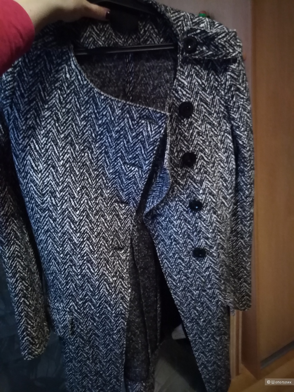 Пальто PINKO 42размер