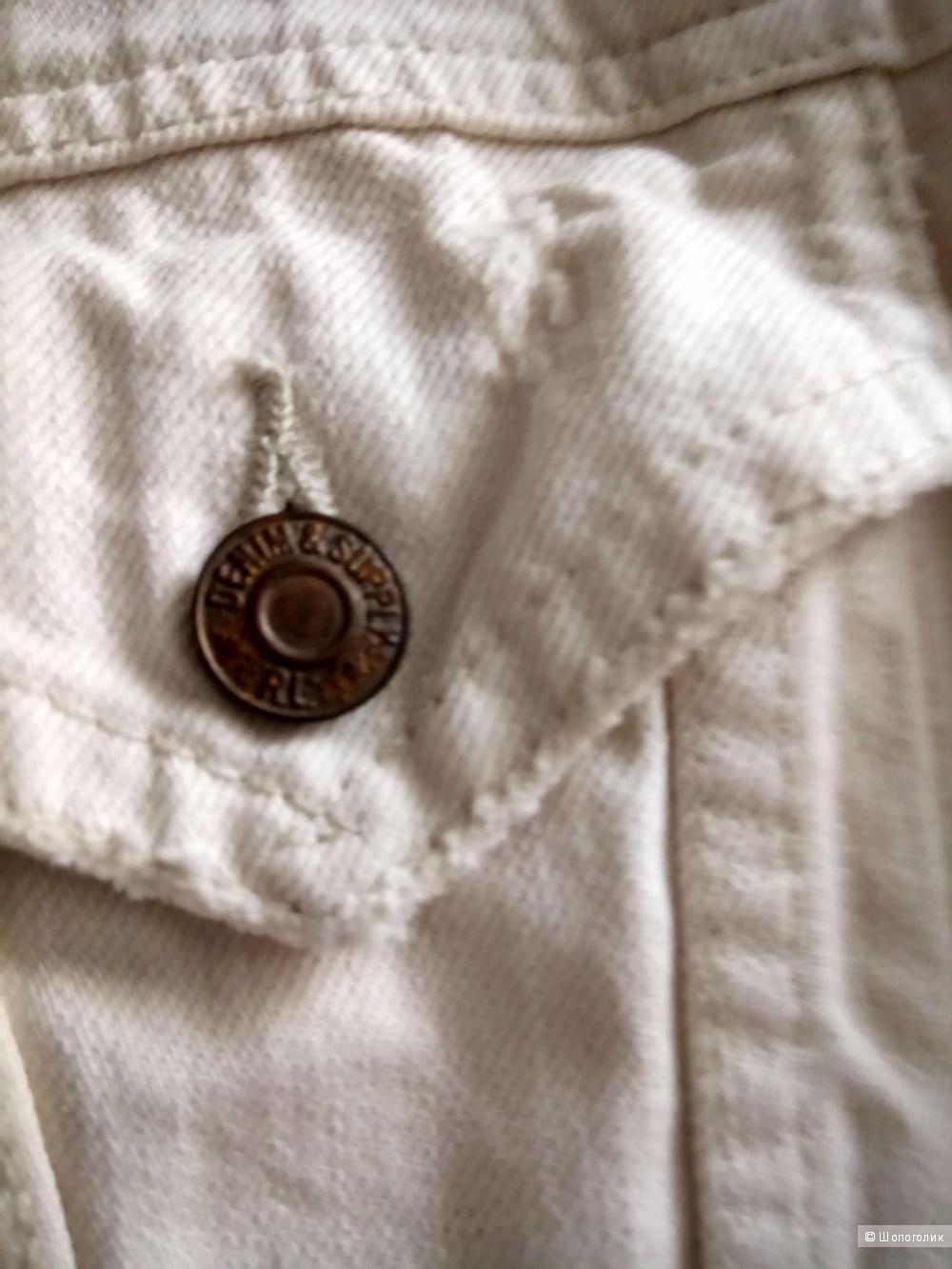 Джинсовый пиджак Ralph Lauren,раз.46-48