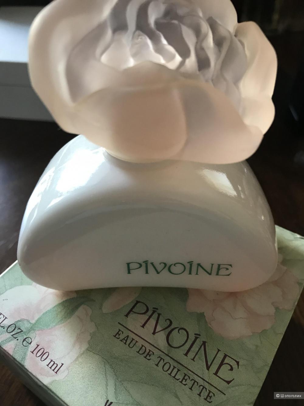 Pivoine Yves Rocher  80/100 ml из первых выпусков