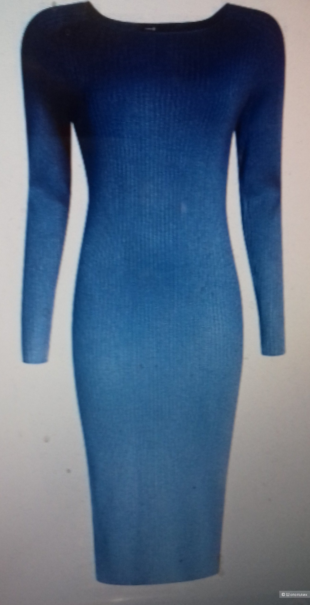 Платье-лапша Oоdji, р48(52)