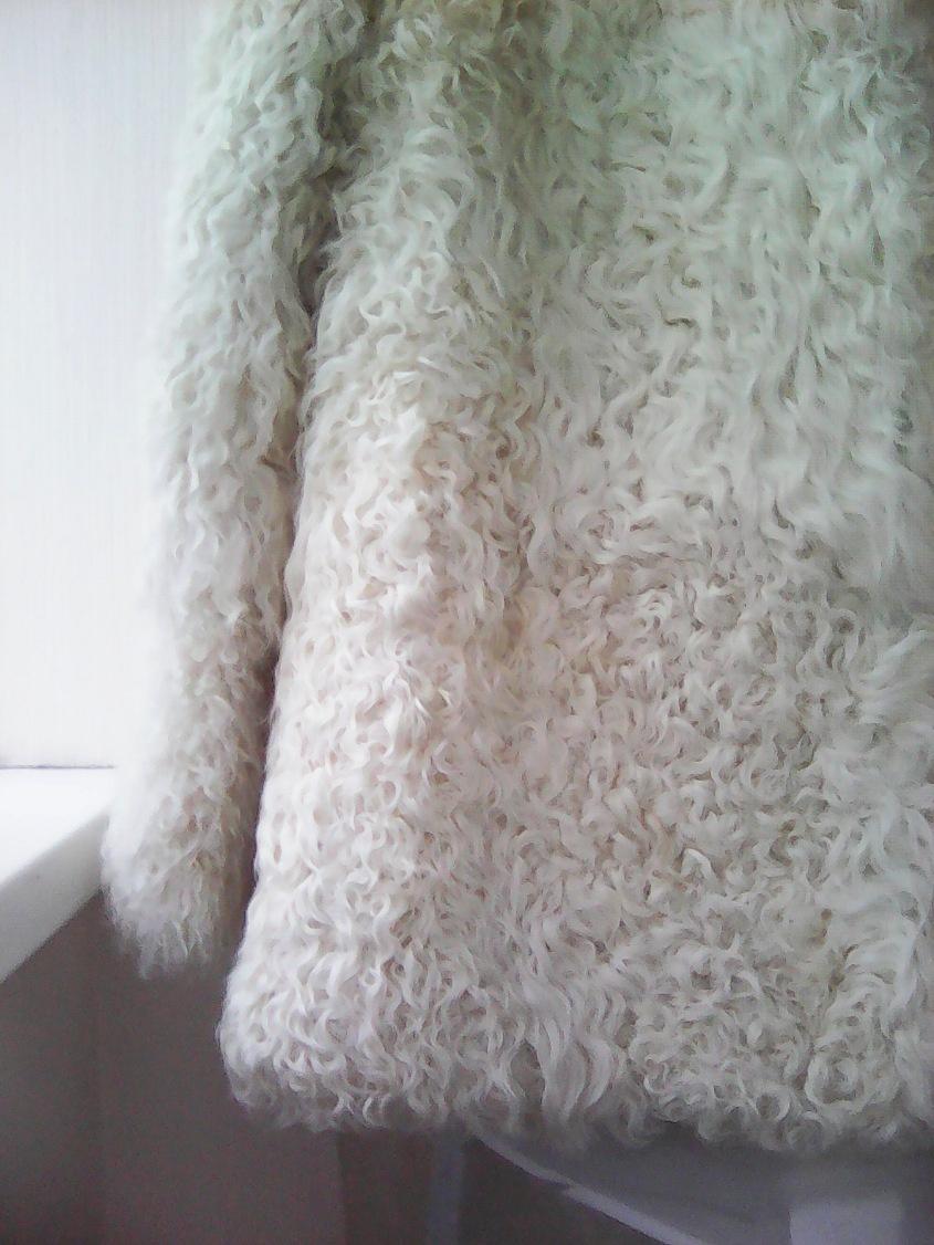 Шуба из монгольской овцы, onesize
