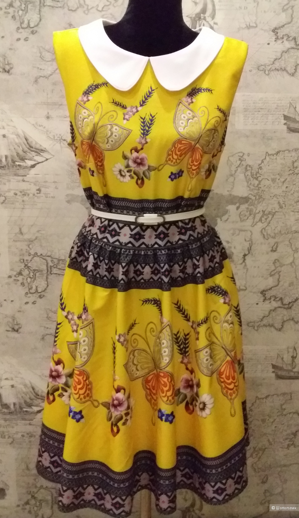 Платье French hint, р-р 48
