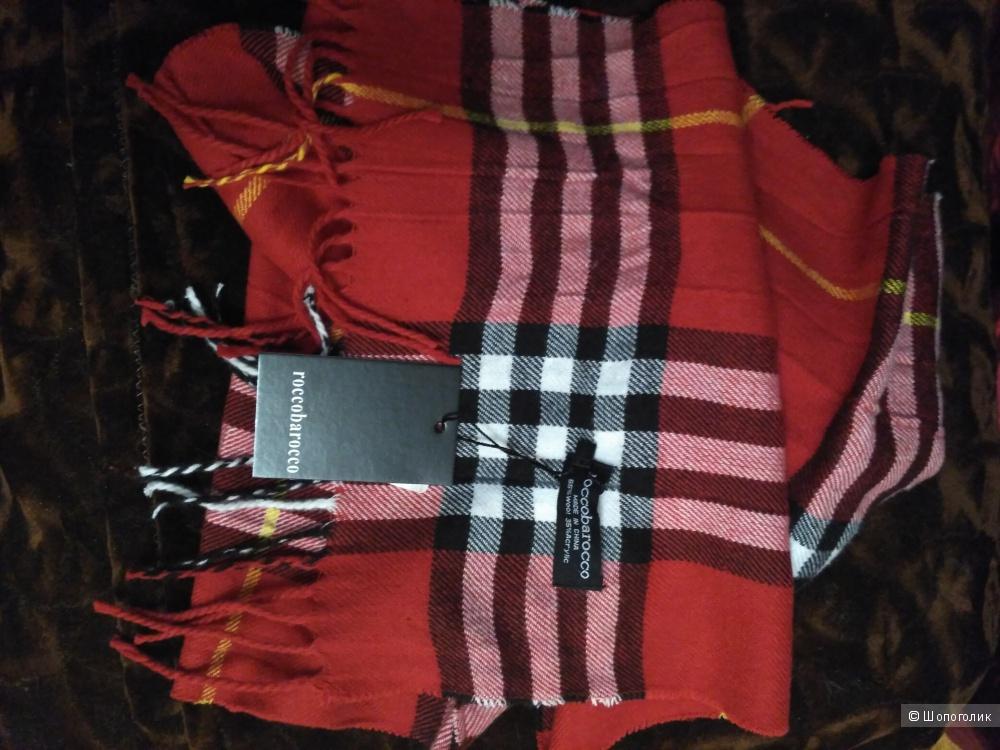 ROCCOBAROCCO шарф унисекс 30/160
