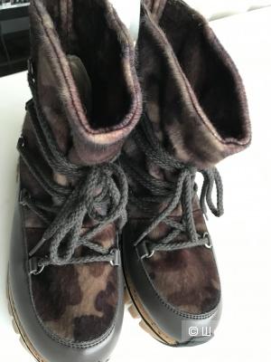 Ботинки Fornarina 37 размер