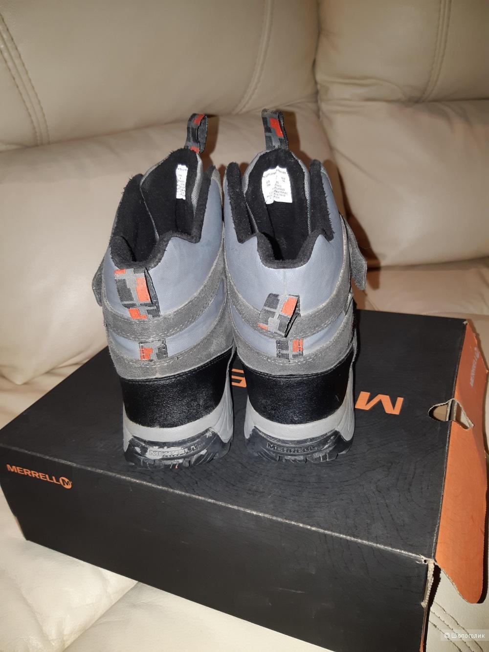 Зимние ботинки merrell, размер eur 36