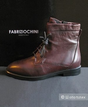 Ботинки Fabrizio Chini, размер 38 EU