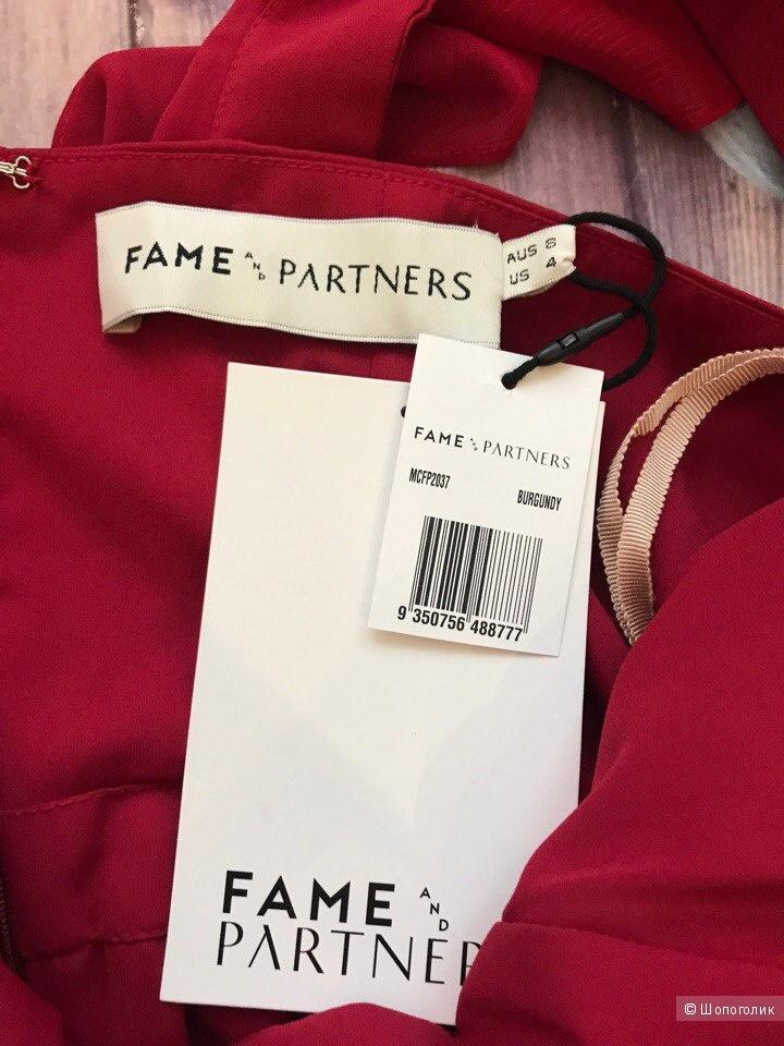 Платье от Fame and partners S/M
