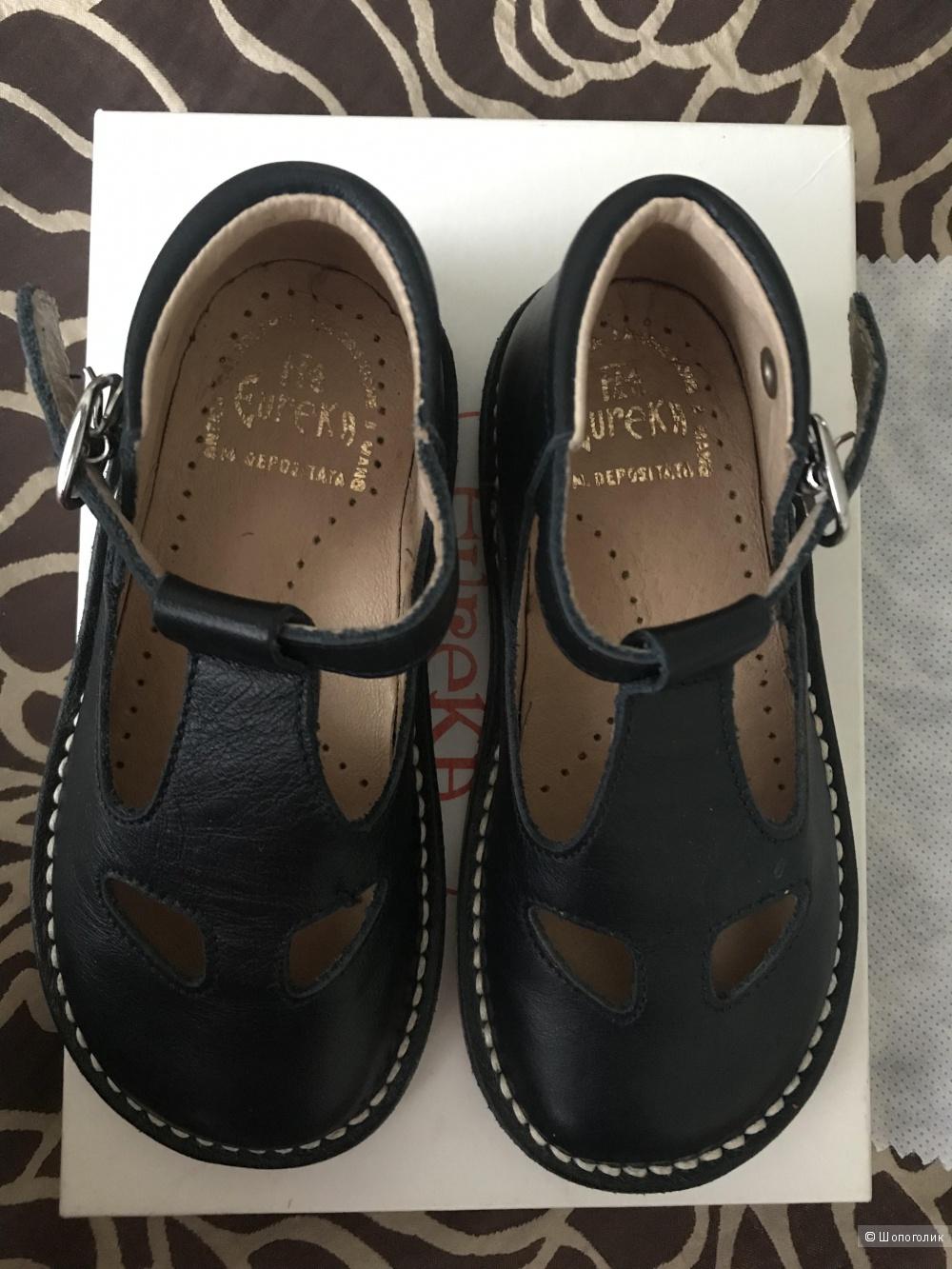 Детские туфельки EUREKA, размер 24