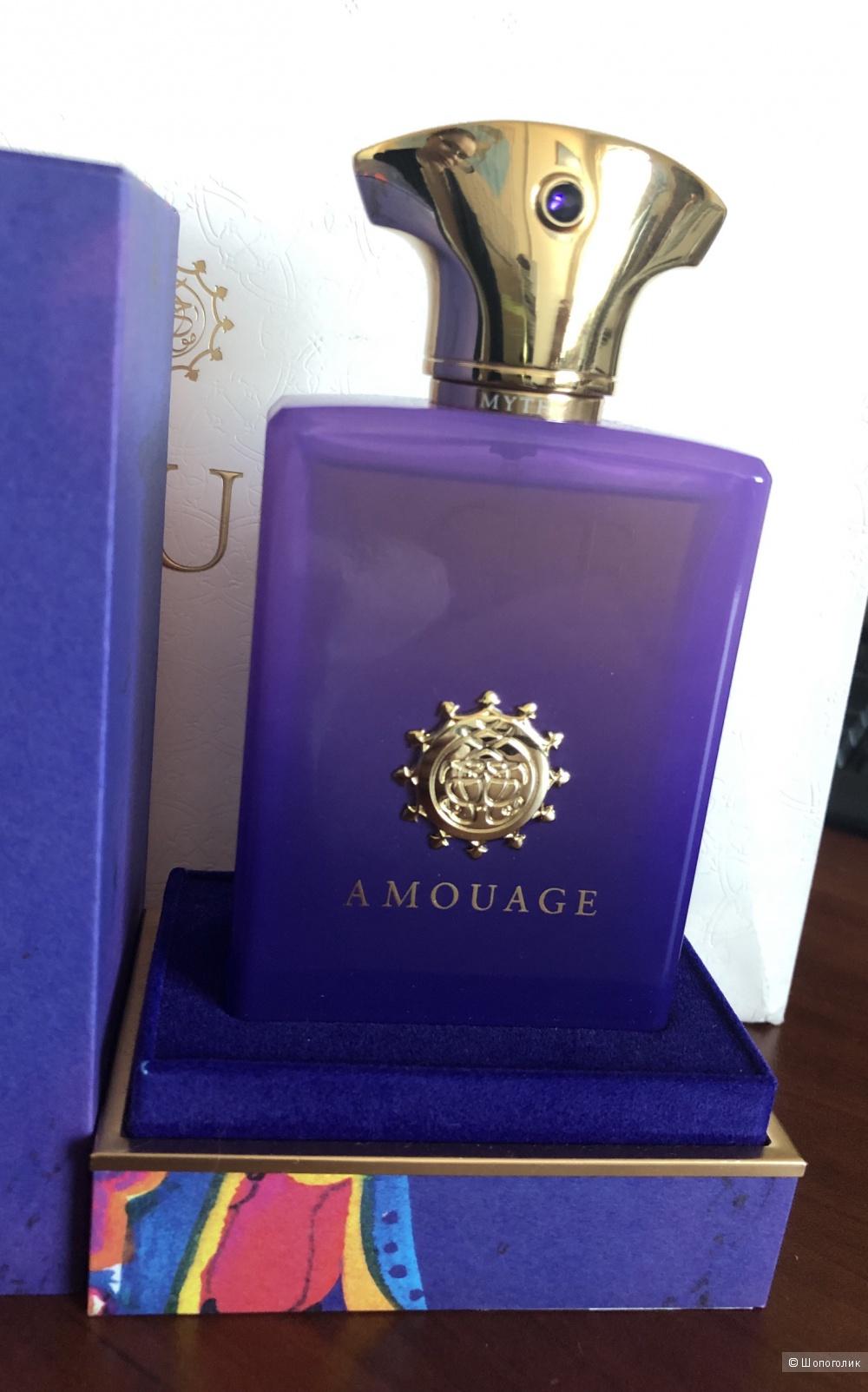 Парфюмерная вода Amouage Myths for man 95 мл