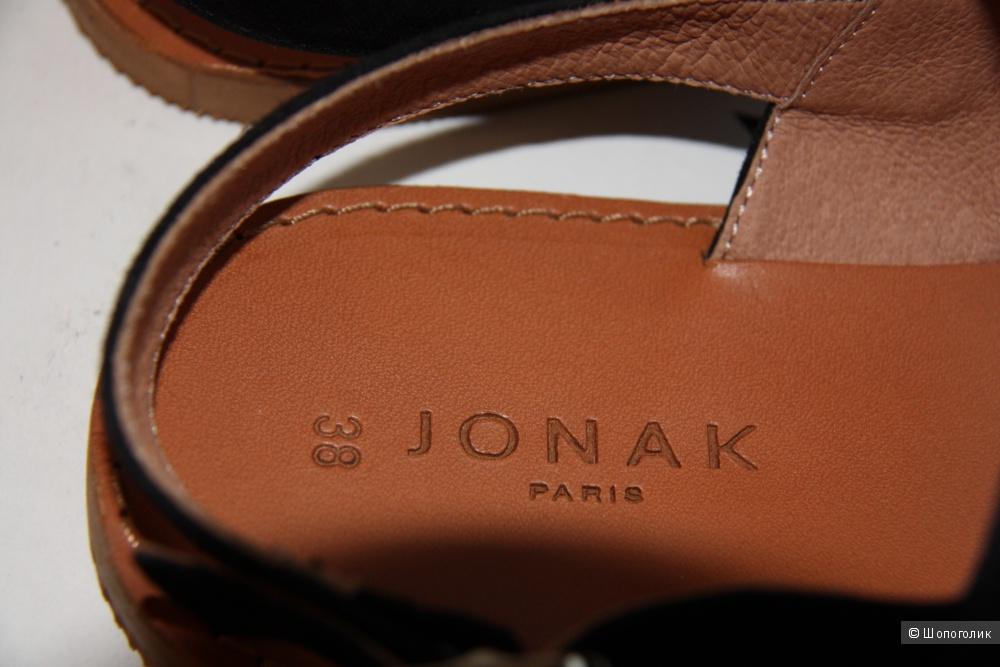Босоножки Jonak Paris 38 размер