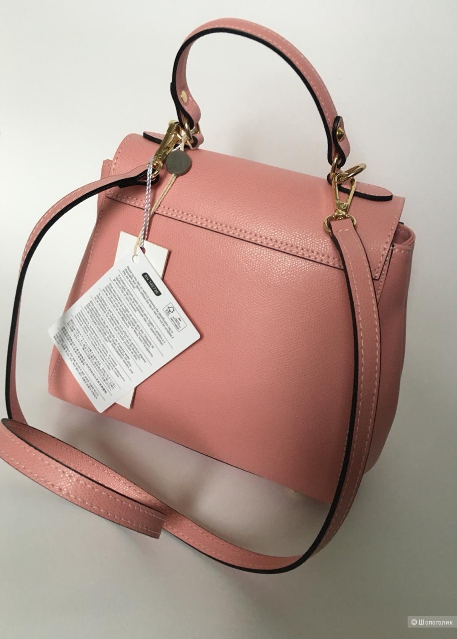 Кожаная сумка TSD12