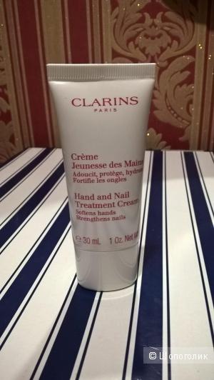 Крем для рук  Clarins Jeunesse des Mains 30 мл
