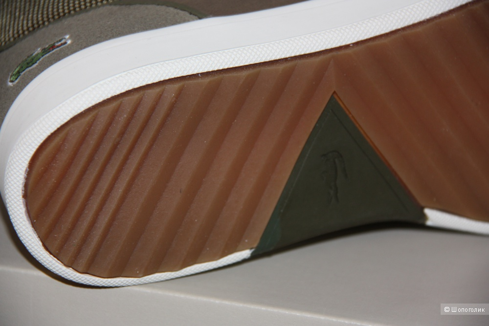 Кеды Lacoste 38 размер