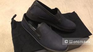 Новые слипоны Dolce&Gabbana р-р 40 (IT 6)
