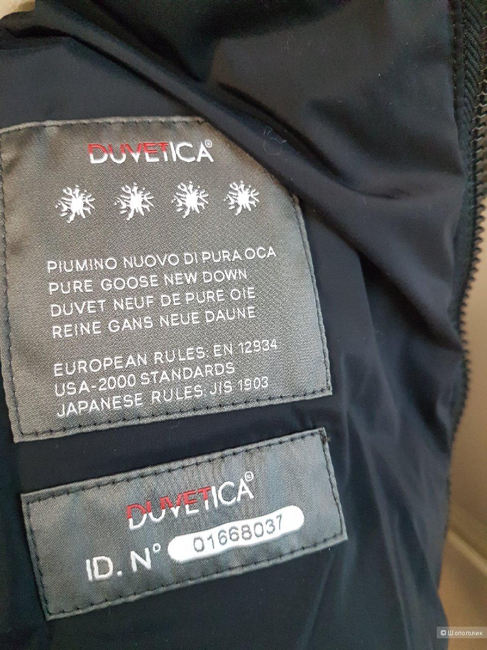 Пуховик Duvetica 50размер