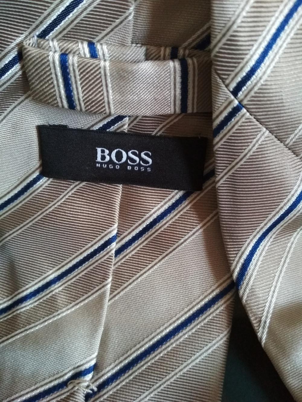 Галстук Hugo Boss one size