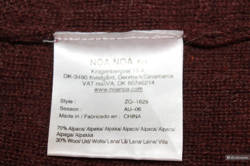 Шерстяной жилет NOA-NOA, размер М